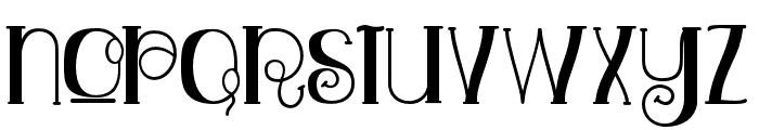 Relick Hunter05 Regular Font LOWERCASE