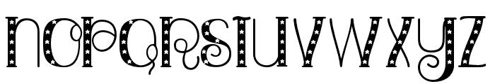 Relick Hunter07 Regular Font UPPERCASE