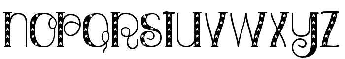 Relick Hunter07 Regular Font LOWERCASE