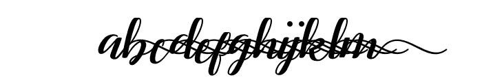 RememberYouSwash2 Font LOWERCASE