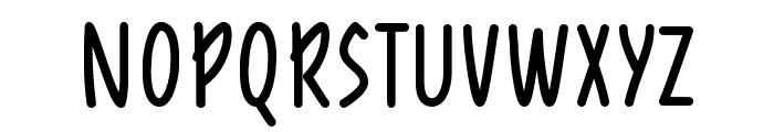 Reprineato Font UPPERCASE