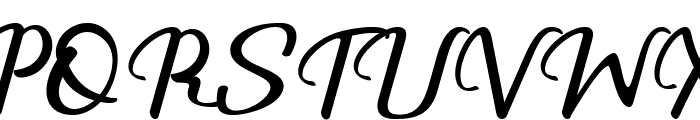 Republic Font UPPERCASE