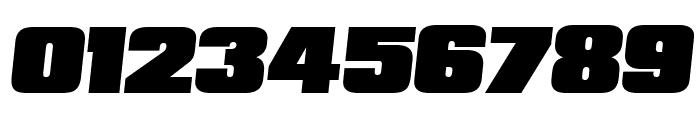 Republica Minor 2.0 Bold Italic Font OTHER CHARS