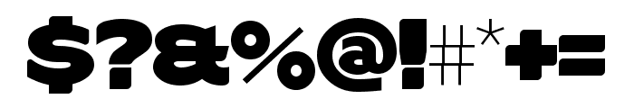 ResotFlagsGB Font OTHER CHARS