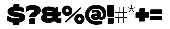 ResotFlagsGB2 Font OTHER CHARS