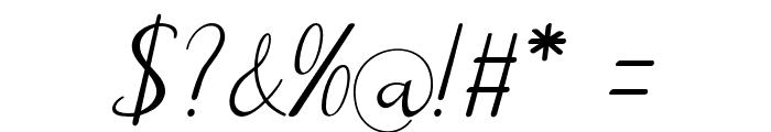 Reula-arwahstudio Font OTHER CHARS
