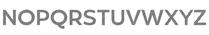 Revoxa Strip Font UPPERCASE