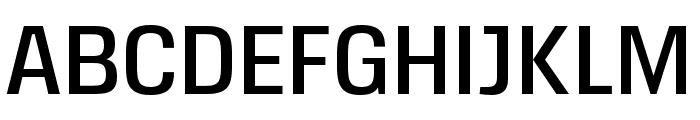 Reznik DemiBold Font UPPERCASE