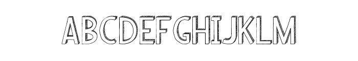 Riscada-white Font UPPERCASE