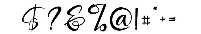 Roberto salt-swash Font OTHER CHARS