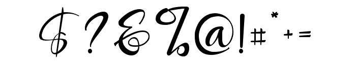 Robertosaltswash Font OTHER CHARS