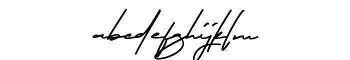 Robertson Alternate Font LOWERCASE