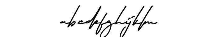 Robertson Font LOWERCASE
