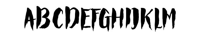 RocketUp Font LOWERCASE