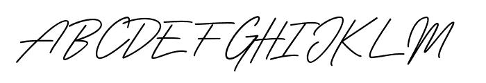 Rolland Font UPPERCASE