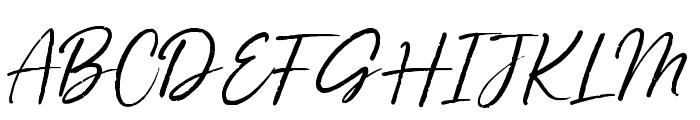 Rollando Font UPPERCASE
