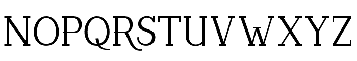 RumbleDeco Font LOWERCASE