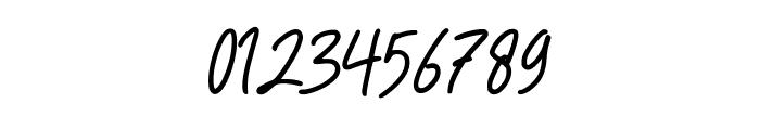 Runningman Font OTHER CHARS