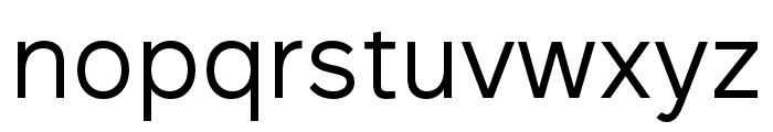 Rutan Font LOWERCASE