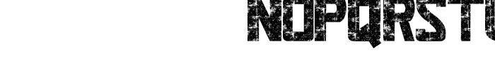 SLEMAN Font UPPERCASE