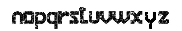 SLEMAN Font LOWERCASE