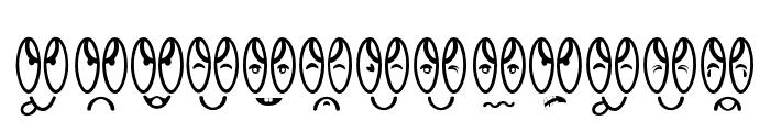 SMILE SCHOOL EXTRAS Regular Font UPPERCASE