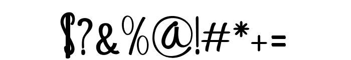 SMILE SCHOOL Regular Font OTHER CHARS