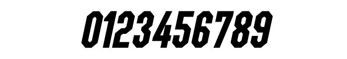 SPORTVIPER Bold Italic Font OTHER CHARS