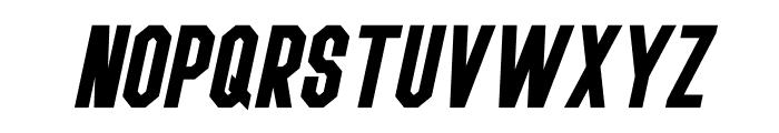 SPORTVIPER Bold Italic Font LOWERCASE