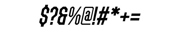 SPORTVIPER Italic Font OTHER CHARS
