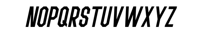 SPORTVIPER Italic Font UPPERCASE