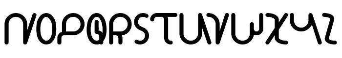 STAR CONSTELLATION Bold Font UPPERCASE