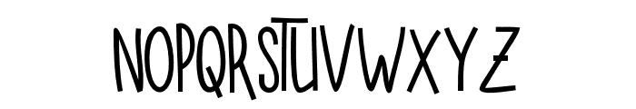 SUGARVANILABOLD-Bold Font LOWERCASE