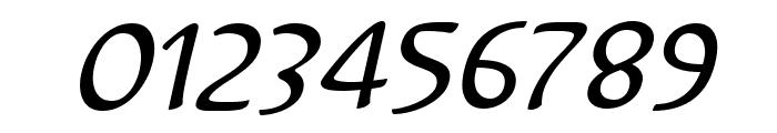 Salanino Italic Font OTHER CHARS