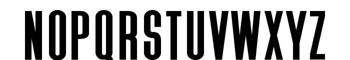 Salloum Golden Sans Font UPPERCASE