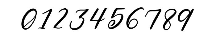 SalmonSugarScript Regular Font OTHER CHARS
