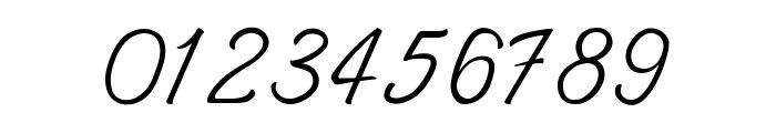 Sandara Font OTHER CHARS