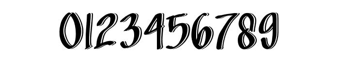 Sandbrain3D Font OTHER CHARS