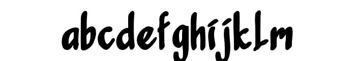 SandbrainBlack Font LOWERCASE