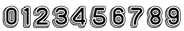 Sans One Vintage Regular Font OTHER CHARS