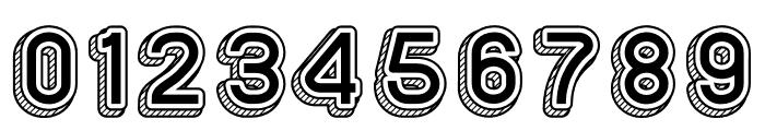 Sans One Vintage Font OTHER CHARS
