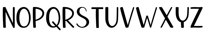 Scott Helpy Mistic Font UPPERCASE