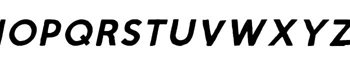 Script Calm Cursive Font LOWERCASE