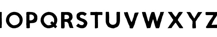 Script Calm Regular Font LOWERCASE