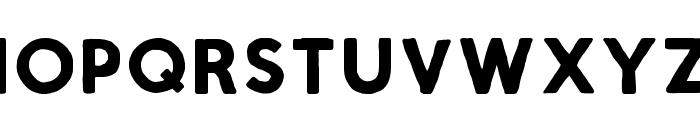 ScriptCalm-Bold Font UPPERCASE