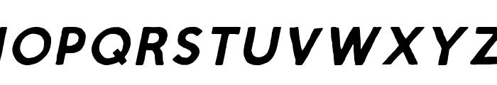 ScriptCalm-Cursive Font UPPERCASE