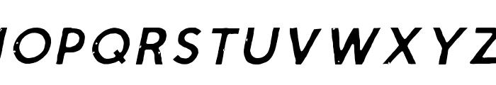 ScriptCalm-LightCursive Font UPPERCASE