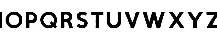 ScriptCalm-Regular Font UPPERCASE