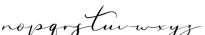 Secret Feeling Font LOWERCASE