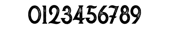 Secret Society Bold - Aged Font OTHER CHARS